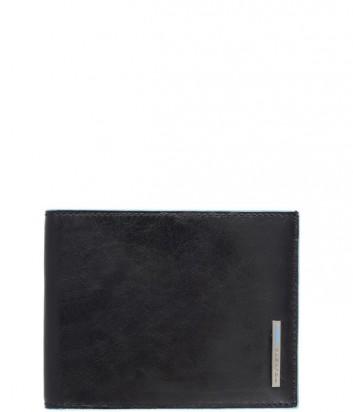 Портмоне Piquadro Bl Square PU1241B2_N с отд. для карточек черное