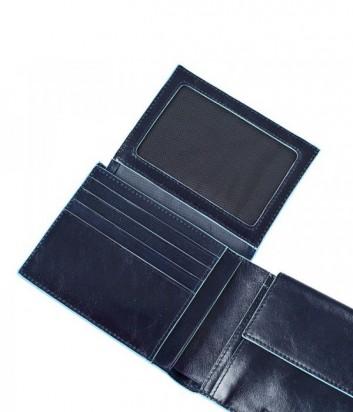 Портмоне Piquadro Bl.Square PU1392B2_BLU2 с отд. для док. темно-синее