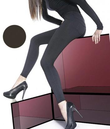 Леггинсы BasBleu Marika шоколадные