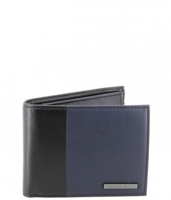 Мужское портмоне Armani Jeans 06V2ZV4 комбинированное черное