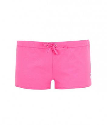 Спортивные шорты Emporio Armani EA7 розовые
