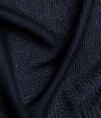 Роскошный женский платок Pollini из итальянкой шерсти серо-графитовый