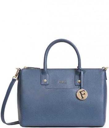 Сумка Furla Linda 834156 сине-голубая