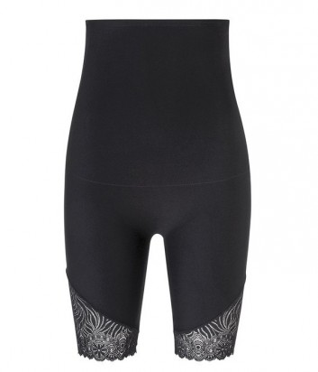 Корректирующие шорты Simone Perele Top Model с высокой талией черные