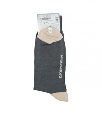 Носки Emporio Armani 6P502 серые