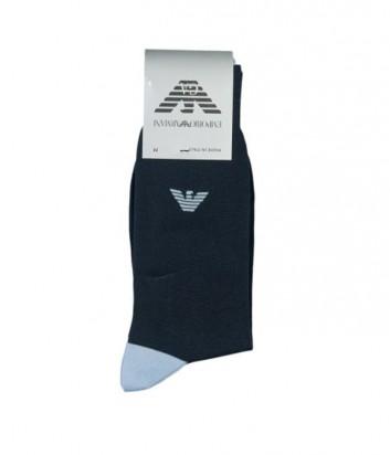 Носки Emporio Armani 6P502 синие