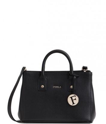 9f88094b1c31 Сумка Furla Linda 835112 черная - купить в Интернет-магазине PINOLO