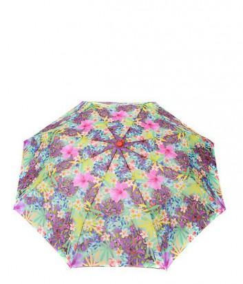 Женский зонт полуавтомат GF Ferre GR-1 лиловые цветы