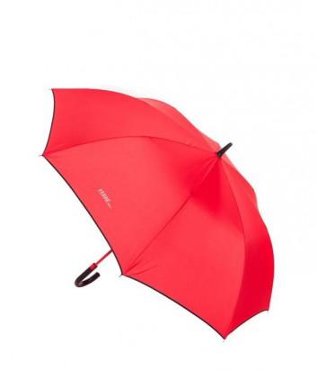 Зонт-трость полуавтомат GF Ferre LA-7001 красный