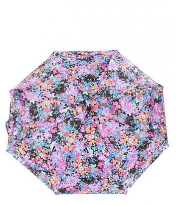 Зонт-полуавтомат GF Ferre LA-6003 с цветочным принтом