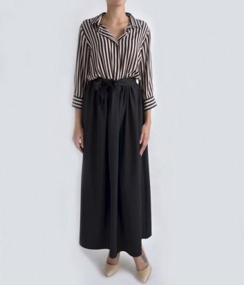 Платье в пол Souvenir имитация юбки и рубашки