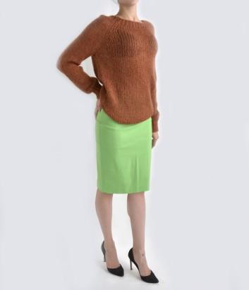 Классическая юбка-карандаш Imperial салатовая