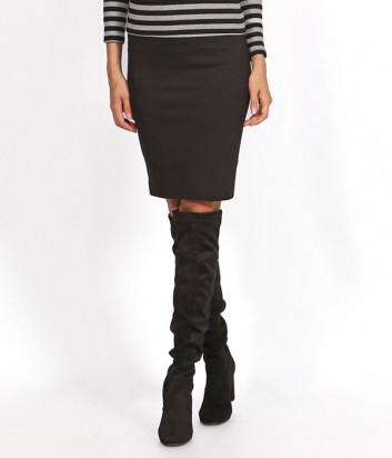 Классическая юбка-карандаш Imperial черная