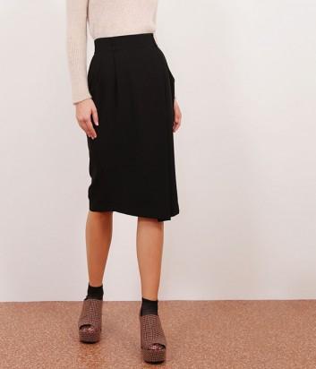 Классическая юбка Dixie черная