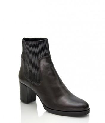 Кожаные ботинки Loriblu 16104 черные