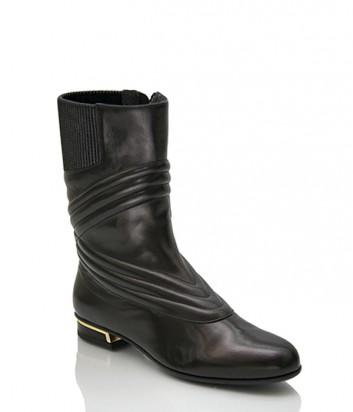 Кожаные ботинки Loriblu 15479 черные