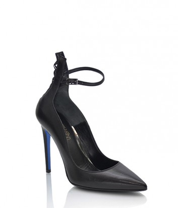 Кожаные туфли Loriblu 1758 черные