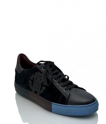Кроссовки Roberto Cavalli 1049 черные