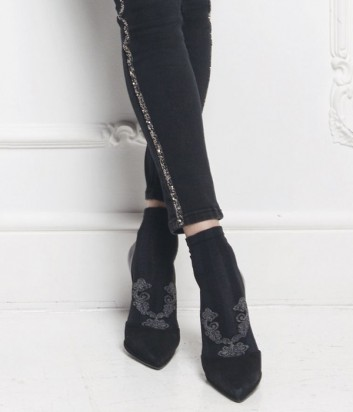 Носочки Philippe Matignon Desiderable черные