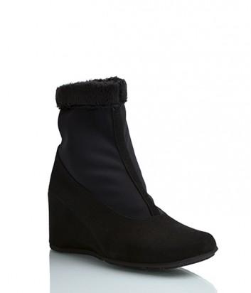 Замшевые ботинки Thierry Rabotin 1939 черные