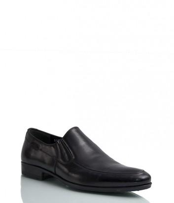 Кожаные туфли Florian 511 черные