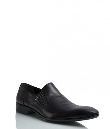 Кожаные туфли Florian 574 черные