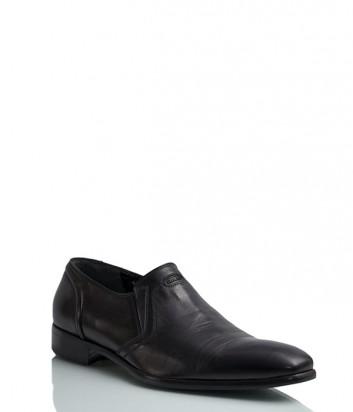 Кожаные туфли Florian 622 черные