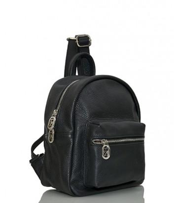 Кожаный рюкзак Sara Burglar 160 черный
