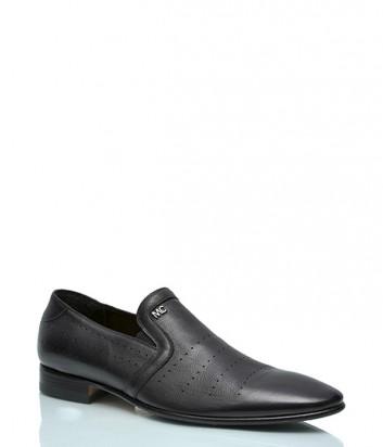 Кожаные туфли Mirko Ciccioli 4374 черные