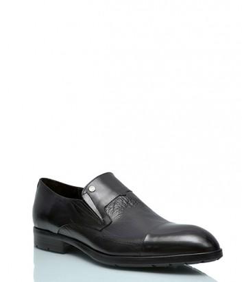 Кожаные туфли Mario Bruni 405 черные