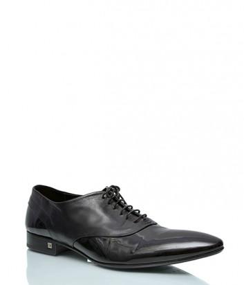 Кожаные туфли Good Man 006 с лаковым носком
