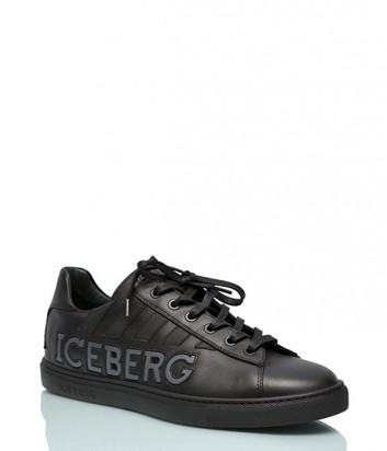 Мужские кеды Iceberg 744 черные