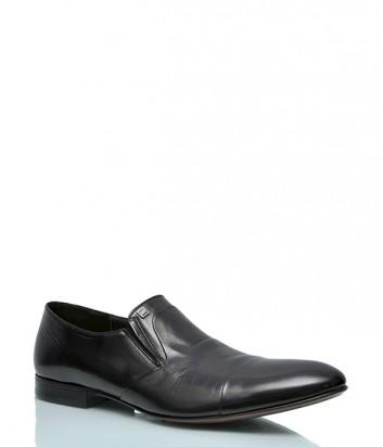 Кожаные туфли Mario Bruni 236 черные