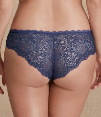 Шортики Simone Perele Flirt 13F630 синие