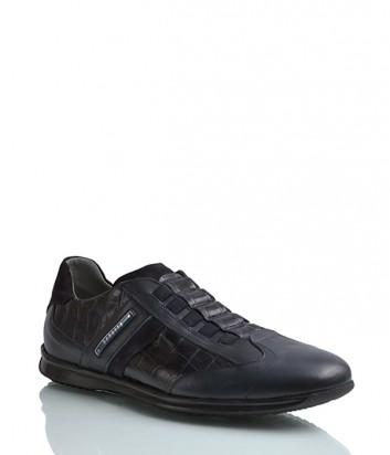Кожаные кроссовки Bagatto 2534 черные
