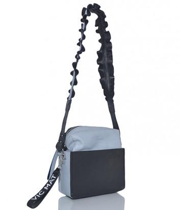 Кожаная сумка Vic Matie Jodi состоит из двух частей