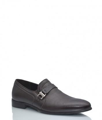 Классические кожаные туфли Florians коричневые