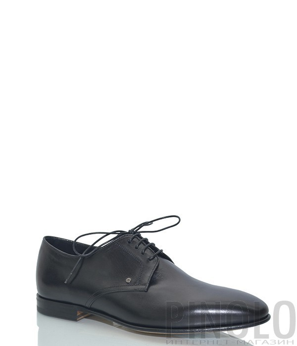 b8bc1dab9 Кожаные мужские туфли Fabi 8430 черные - купить в Интернет-магазине ...