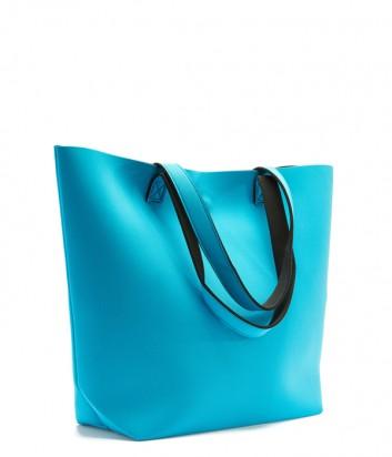 Пляжная сумка Seafolly 71345-BG бирюзовая