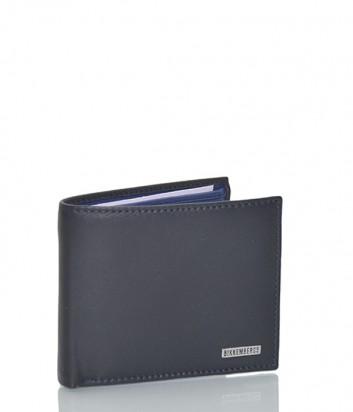 Мужской кожаный кошелек Dirk Bikkembergs 7BD9106 черный