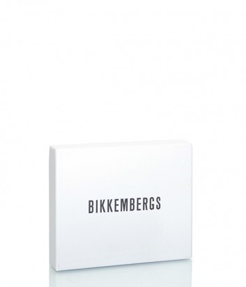 Мужской кожаный кошелек Dirk Bikkembergs 7BD9403 черный