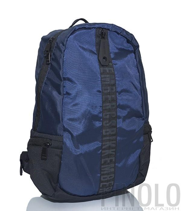 Мужской рюкзак Dirk Bikkembergs 7BD8501 синий