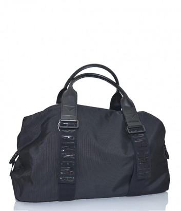 Большая спортивная сумка Dirk Bikkembergs 7BD8402 черная