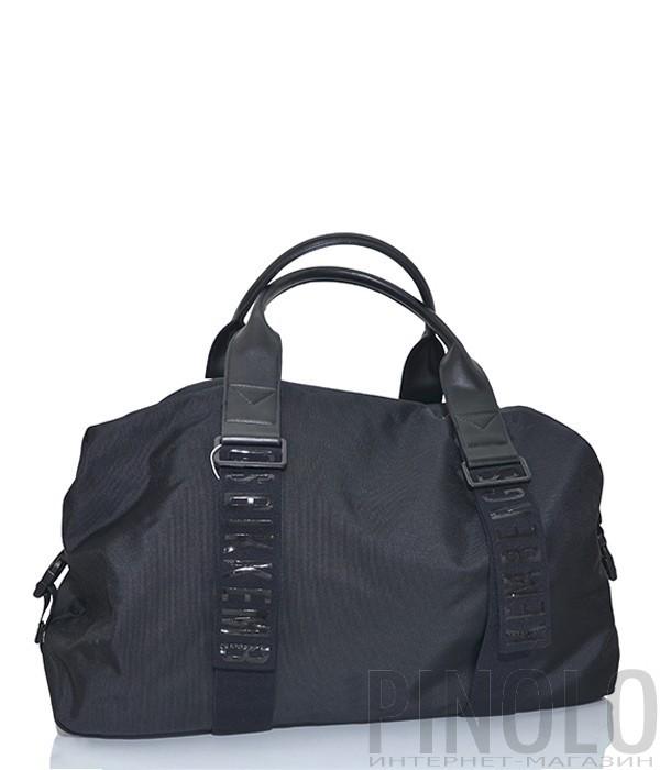 c10a6ba1c340 Большая спортивная сумка Dirk Bikkembergs 7BD8402 черная - купить в ...