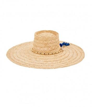Широкополая шляпа Seafolly 71301-HT бежевая