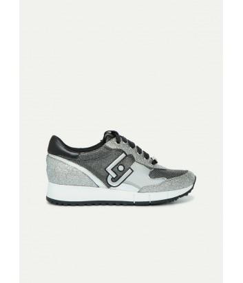 Женские кроссовки Liu Jo B18001 с ламинированными вставками