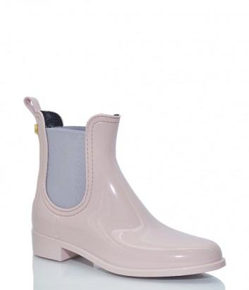 Резиновые ботинки с ароматом Lemon Jelly Pisa 20 нежно-розовые