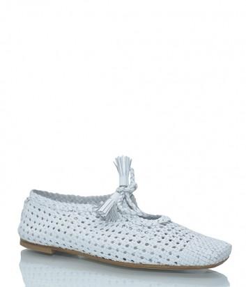 Кожаные туфли Fabio Rusconi Koy белые