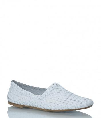 Кожаные туфли Fabio Rusconi Giglio белые