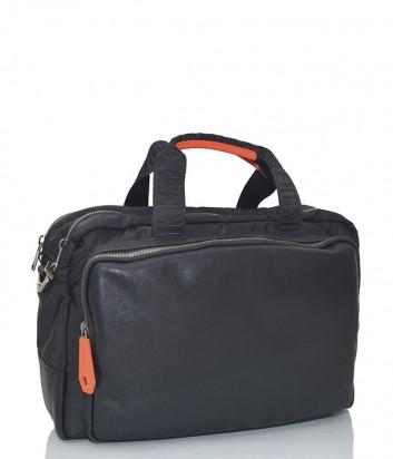 Мужская сумка-портфель Dirk Bikkembergs 7BD8203 черная